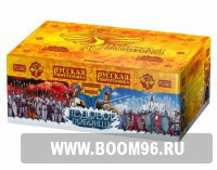 Батарея салюта Ледовое побоище  - Магазин фейерверков и салютов BOOM96.RU с бесплатной круглосуточной доставкой в Екатеринбурге!